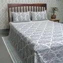 Duck Fabric Bedspread