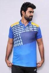 Enrobe Men Half Sleeves Marathon T Shirts, Size: S-XXL, Packaging Type: Packet