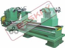 Semi Automatic Lathe Cutting Machine KEH-4-375-80