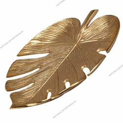 Aluminium Metal Platter Leaf