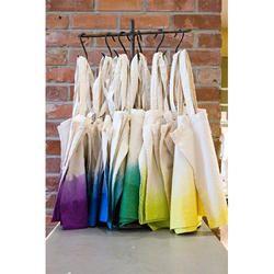 Colourful Canvas Bag