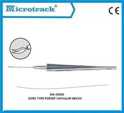 Vitreoretinal Ophthalmic Surgical Instruments