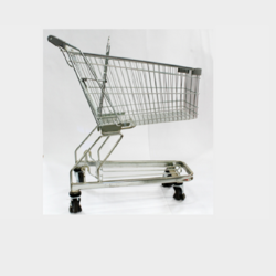 Supermarket Shopping Trolly
