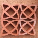 5 Hole Square Clay Jallies