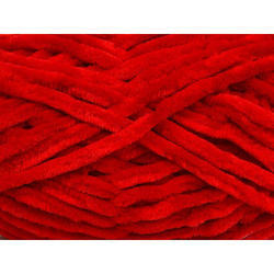 Dyed Polyester Chenille Yarn