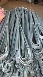 Galvanised Iron Galvanised GI Strips Flats