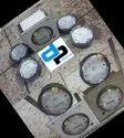 Aerosense Model ASG -1.5 KPA Differential Pressure Gauge Range 0-1.5 KPA