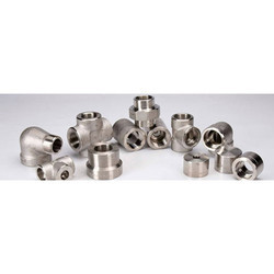 409 Stainless Steel Forged Fittings