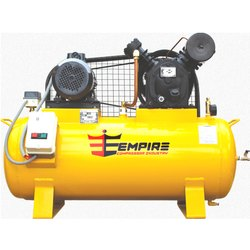 500 L Single Stage Reciprocating Air Compressors