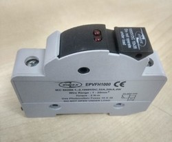 Elmex PV DC Fuse Holder 1000V