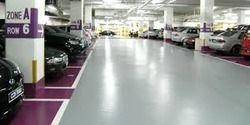 PU Car Park Flooring