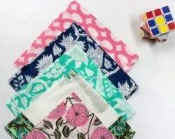 Hand Block Printed Cotton Napkins Table Cloth Napkins