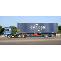 Container Transportation Service