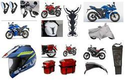 Accessories for Suzuki Bike