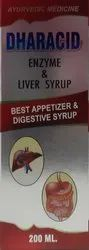 Dharacid Enzyme & Liver Syrup