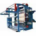 Automatic Textile Calendering Machine