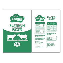 Platinum Cattle Feed Pellets