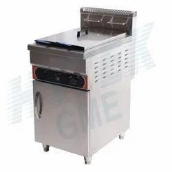 Gas Fryer Standing Model