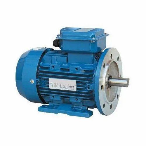 Motor single induction phase ac How Does