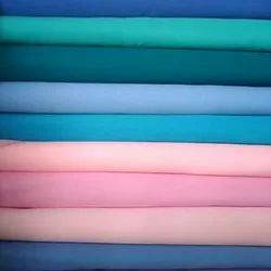 Organic Cotton Voile Solid Fabric