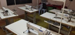 Juki Sewing Machine, Max Sewing Speed: 4000-5000 (stitch/min), Servo