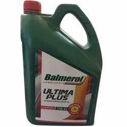 Balmerol Ultima CI4 Plus Engine Oil, Grade: 15w40