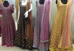 Heavy Anarkali Gown