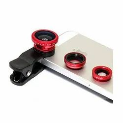 3 in 1 Mobile Phone Clip Lens