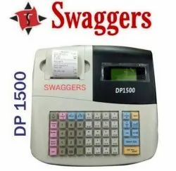 Swaggers DP1500 Gst Compatible Billing Machine