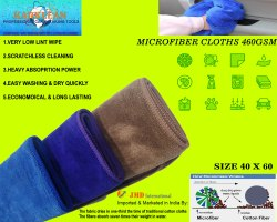 Microfiber Cloth 460 GSM