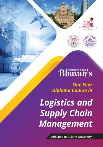 One Year (part-time) UG Diploma in Logistics and Supply Chain
