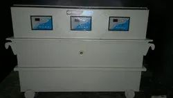 Oil Cooled Three Phase Servo Controlled Voltage Stabilizer