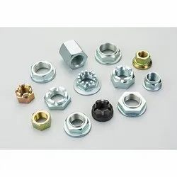 SRM Stainless Steel Nuts, Thickness: 0.1-10 Mm