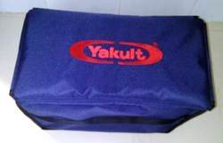 Yakult Probiotic Drinks Insulated Delivery Bag