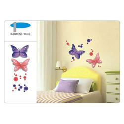 Glimmer Fly Wall Decor