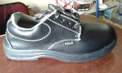Polo PVC Sole Safety Shoe