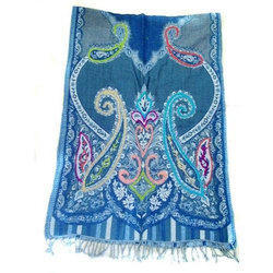 Embroidery Ladies Stole