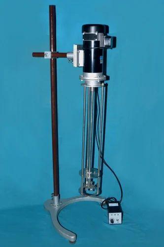 Saw- Tooth Emulsifier / Homogenizer - Fluidyne Instruments