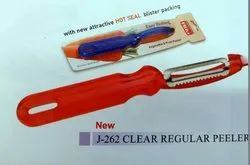 J-262 CLEAR REGULAR PEELER