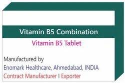 Vitamin B5 Tablet