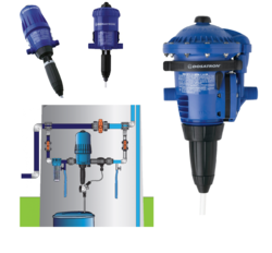 Dosatron Make Water Powered Dosing Pump- NSF APPROVED