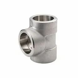 Stainless Steel 304L Socket Weld Tee