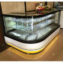 L Shape Display Counter