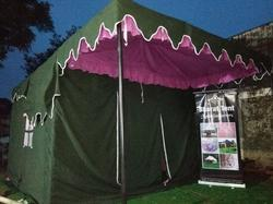 Canvas Army Tents