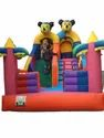 Mickey Mouse 2 Slide Bouncy