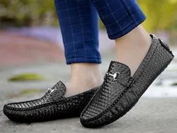 Multicolours Men Loafer Shoes, Size: 6 to 10