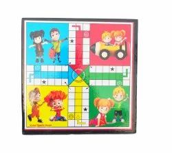 Multicolor Cardboard Ludo, Number Of Players: 2 And 4, Size- 37x37x1.5