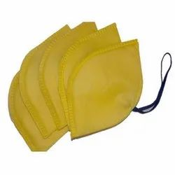 Non-Woven Yellow Nose Mask