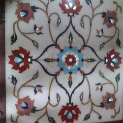 Marble Floor Inlays