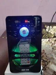 Zoom Star Jadoo Bluetooth Wireless Rechargeable Speaker For Multimedia FM, AUX